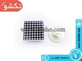 LED MATRIX 8*8 3CM