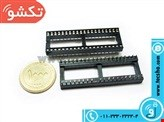 SOCKET IC 40PIN BIG