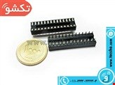 SOCKET IC 28PIN  SMALL