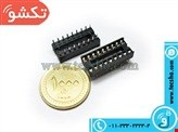 SOCKET IC 18PIN SMALL