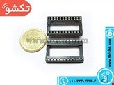 SOCKET IC 24PIN BIG