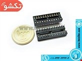 SOCKET IC 24PIN SMALL