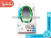 POWER BANK SOLAR CHARGER 5000MA