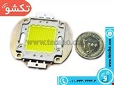 LED WHITE 100W POWER