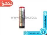 BATTERY SHARJE 3.6V 2400MA  18650 RED