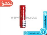BATTERY SHARJE 3.6V 7800MA 18650 RED