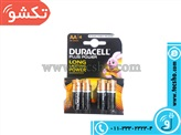 BATTERY GHALAMI DURACELL AA4 PLUS 4PCS