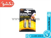BATTERY NIM GHALAMI DURACELL AAA2 PLUS 2PCS