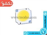 LED WHITE 3W 9.9V COB