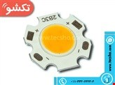 LED AFTABI 3W GERD COB GHOTR 11MM